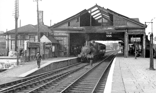Banbury station