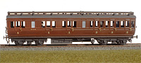 GCR clerestory coaches